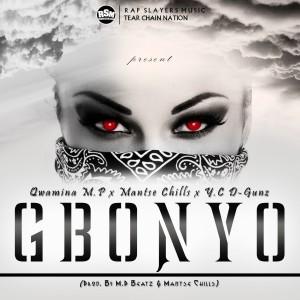gbonyo cover